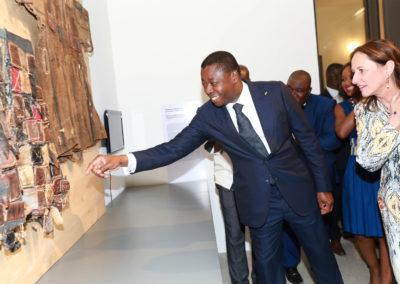 2019-11-23 Faure Gnassingbe Inauguration du Palais de Lomé